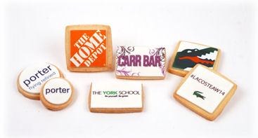 Other Logo Cookies