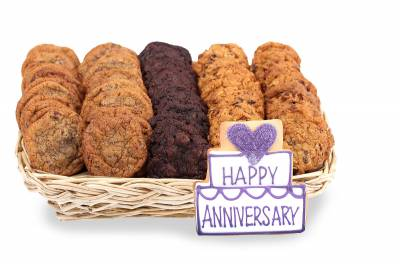 Anniversary Mini Basket
