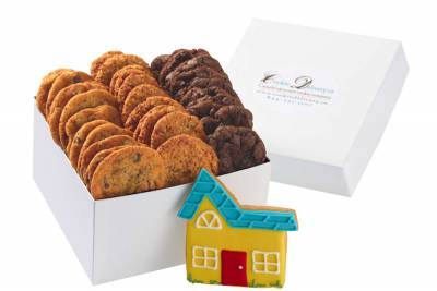 Mini Cookie House Giftbox