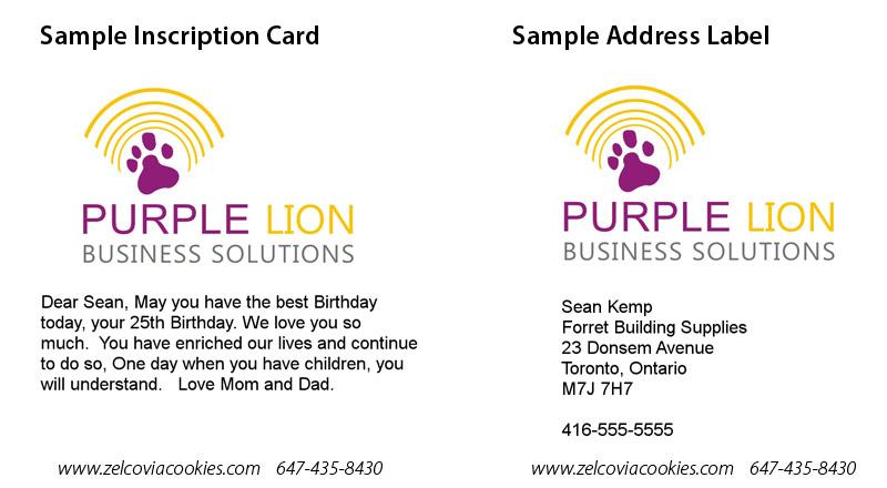 Cookie Delivery.ca Toronto | Gift Baskets - Mini | Happy Birthday ...