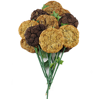 Long Stem Bouquet (15 cookies and up)