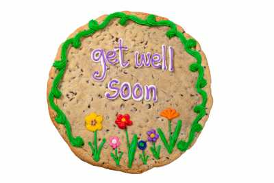 Enlarge photo of Get Well-A-Gram