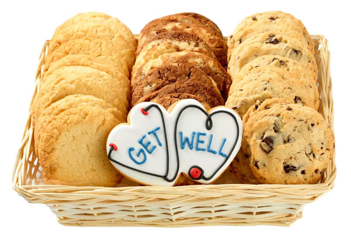Get Well Gift Basket