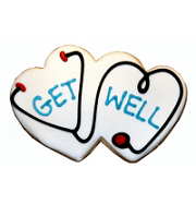 Select Get Well Sugar Cookie