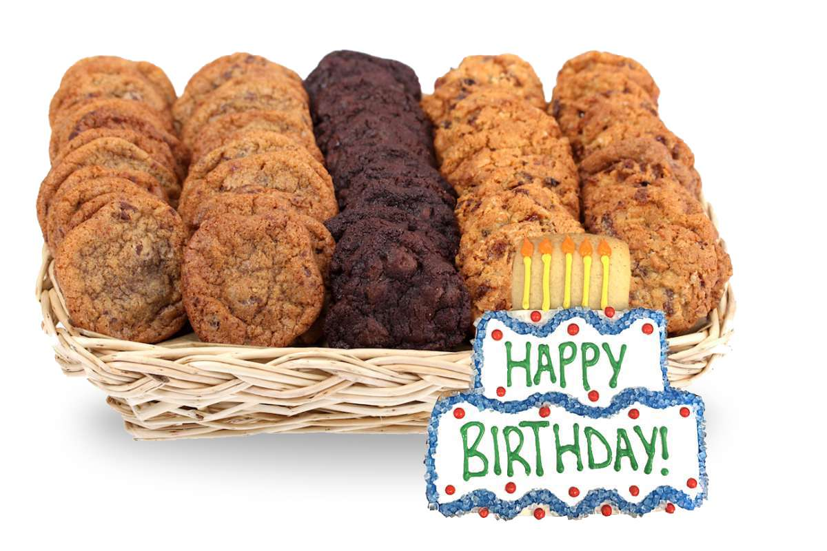 Cookie Deliveryca Toronto Gift Baskets Mini Happy Birthday