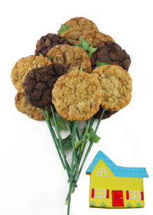 House Bouquet  (15 cookies and up)