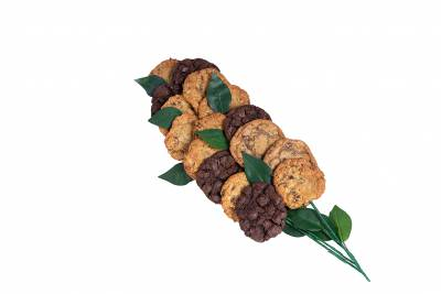 Enlarge photo of Long Stem Bouquet (15 cookies and up)